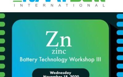 Octet Scientific Founder to Speak at Zinc Battery Workshop