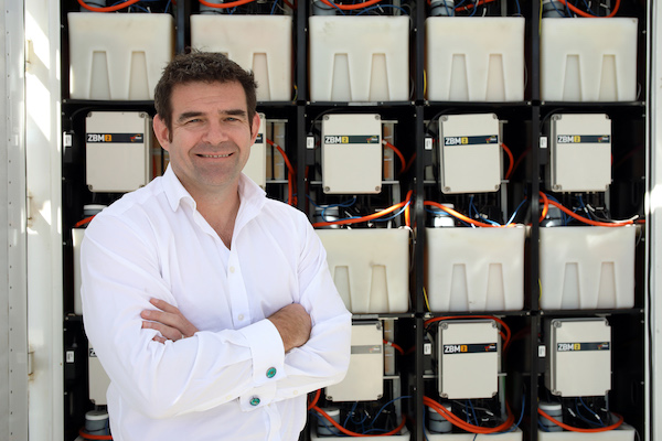 With $1.2M deal, Redflow's ultra-durable Zinc-Bromine batteries find a home in California