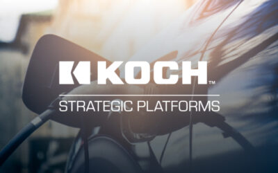 Eos Adds $100M Investment from Koch Strategic Platforms